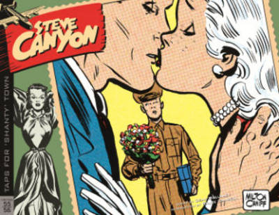 Steve Canyon Volume 5 1955-1956 - Milton Caniff