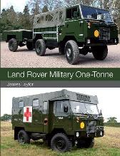 Land Rover Military One-Tonne - James Taylor