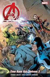 Avengers: Time Runs Out Vol. 2 - Jonathan Hickman Mike Deodato Kevin Walker