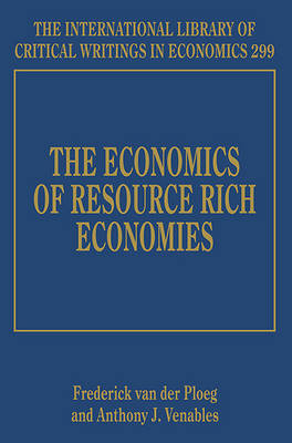 The Economics of Resource Rich Economies - Rick van der Ploeg