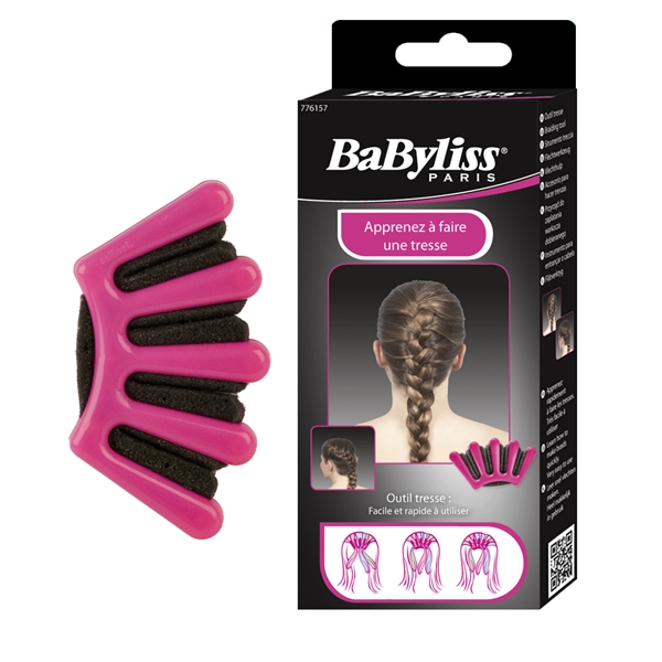 776157 French Braid Tool - BaByliss