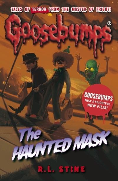 The Haunted Mask - R. L. Stine