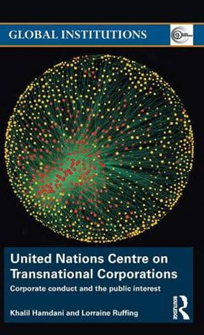 United Nations Centre on Transnational Corporations - Khalil Hamdani