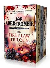 The First Law Trilogy Boxed Set - Joe Abercrombie