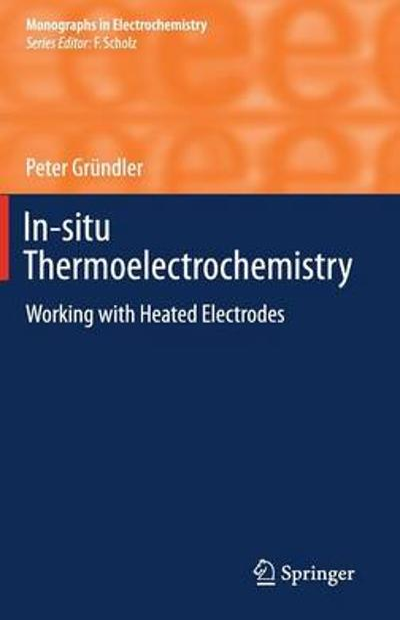 Serie Monographs In Electrochemistry Bokklubben
