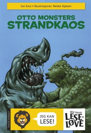 Otto monsters strandkaos - Jon Ewo