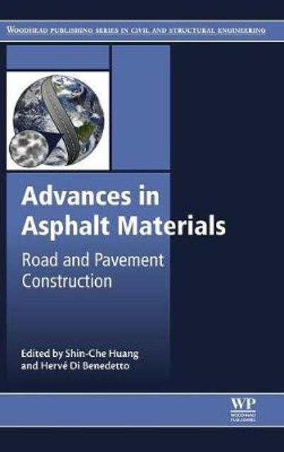 Advances in Asphalt Materials - Shin-Che Huang