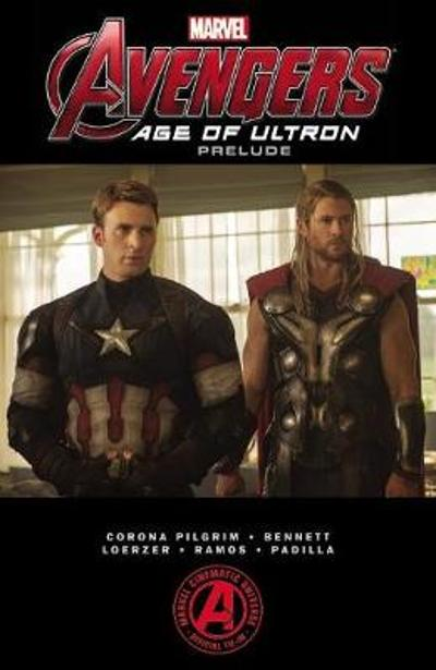 Marvel's The Avengers: Age Of Ultron Prelude - Will Pilgrim