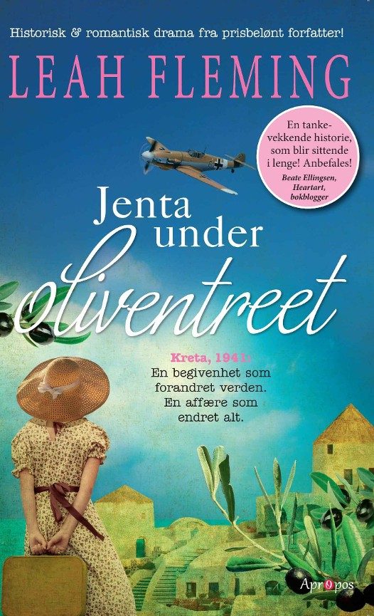 Jenta under oliventreet - Leah Fleming