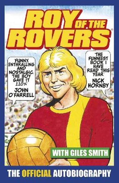 Roy of the Rovers - Roy Race