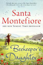 The Beekeeper's Daughter - Santa Montefiore