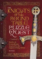 Knights of the Round Table Puzzle Quest - Tim Dedopulos Richard Galland Wolfrik