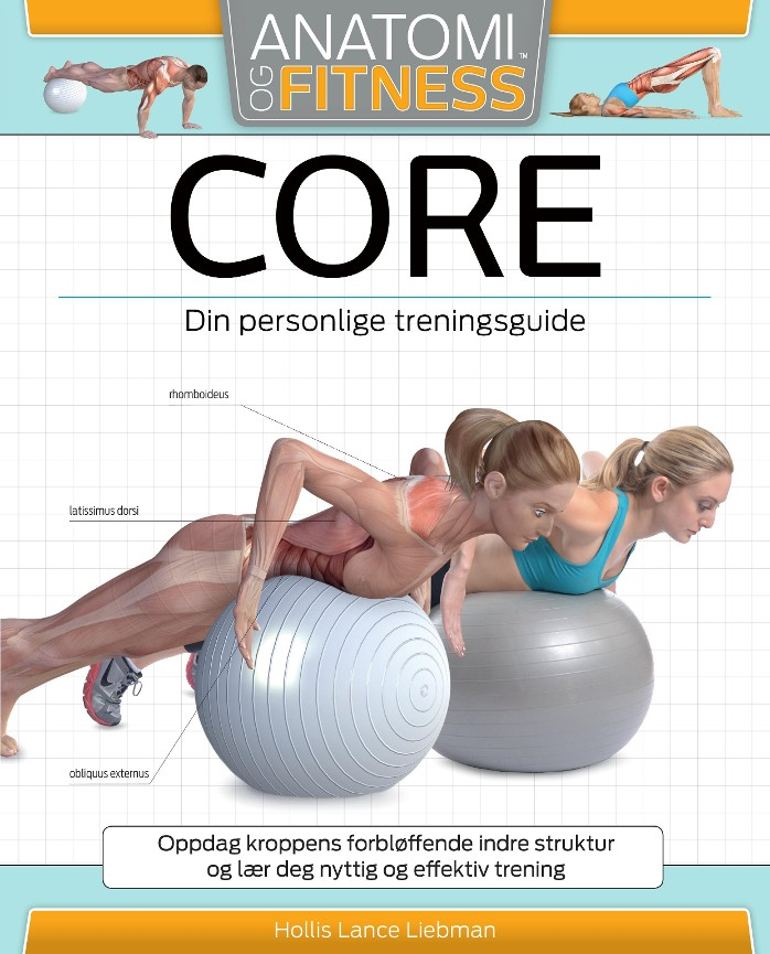 Core - Hollis Lance Liebman