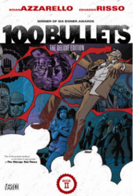 100 Bullets Book Two - Brian Azzarello