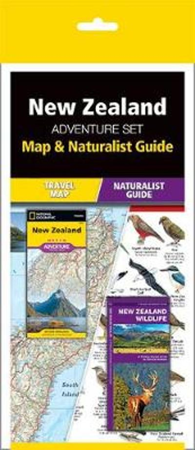 New Zealand Adventure Set - Waterford Press