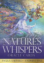 Nature'S Whispers Oracle Cards - Angela Hartfield Josephine Wall
