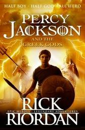 Percy Jackson and the Greek gods - Rick Riordan
