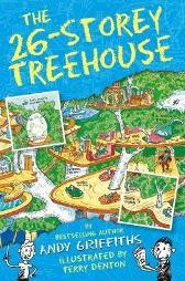 The 26-storey treehouse - Andy Griffiths Terry Denton