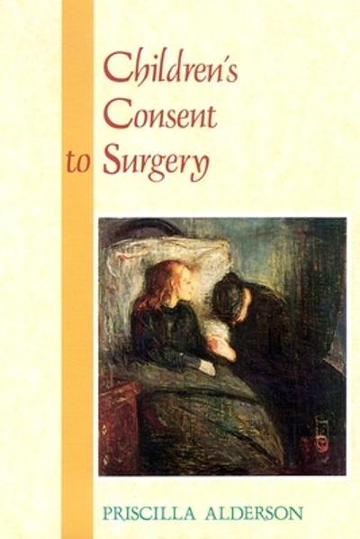 Children's Consent to Surgery - ALDERSON