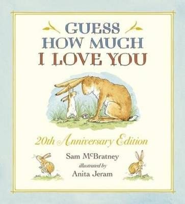 Guess How Much I Love You Anniversary Slipcase - Sam McBratney
