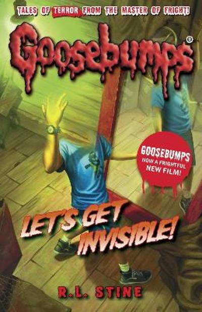 Let's Get Invisible! - R.L. Stine