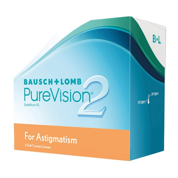 PureVision 2 HD for Astigmatism - Bausch & Lomb