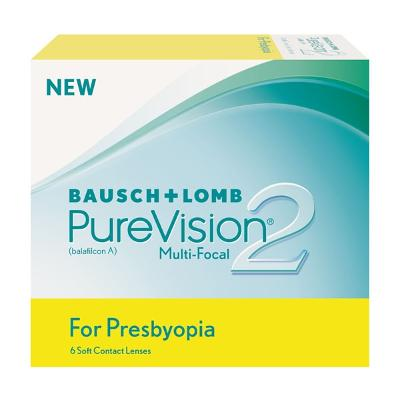PureVision2 For Presbyopia - Bausch & Lomb
