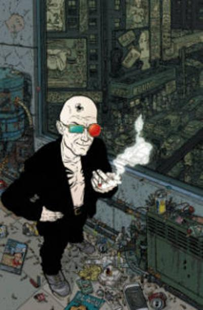 Absolute Transmetropolitan Vol. 1 - Warren Ellis