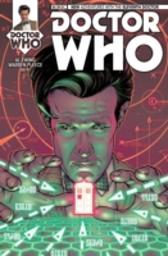 Doctor Who: The Eleventh Doctor #8 - Al Ewing Rob Williams Warren Pleece