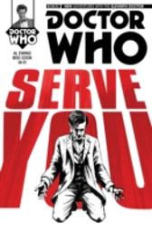 Doctor Who: The Eleventh Doctor #9 - Al Ewing Boo Cook