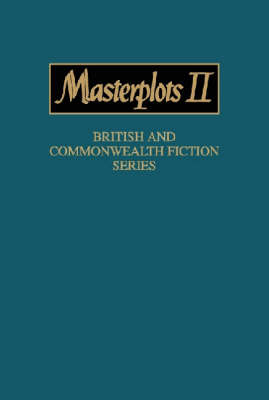 Masterplots II  British and Commonwealth Fiction - Frank N. Magill