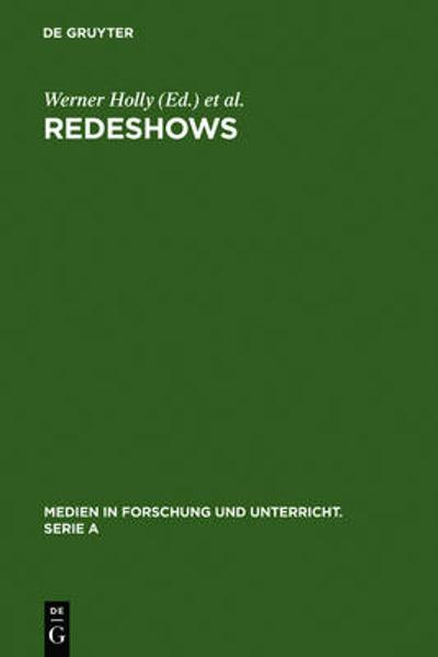 Redeshows - Werner Holly