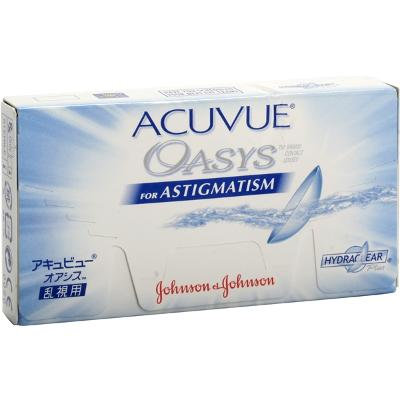 Acuvue Oasys for Astigmatism - Johnson & Johnson