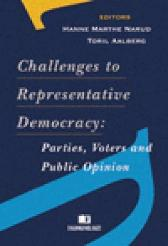 Challenges to representative democracy - Hanne Marthe Narud Toril Aalberg