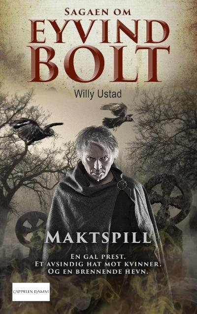 Maktspill - Willy Ustad