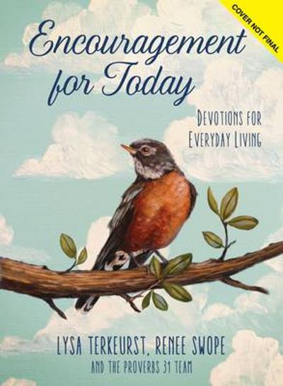 Encouragement for Today - Zondervan Publishing
