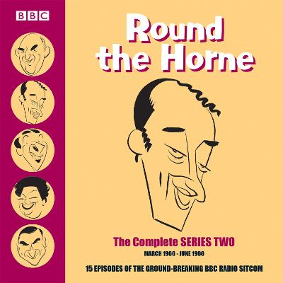 Round the Horne: Complete Series 2 - Barry Took
