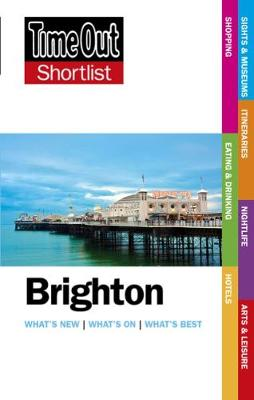 Time Out Brighton Shortlist - Time Out Guides Ltd.