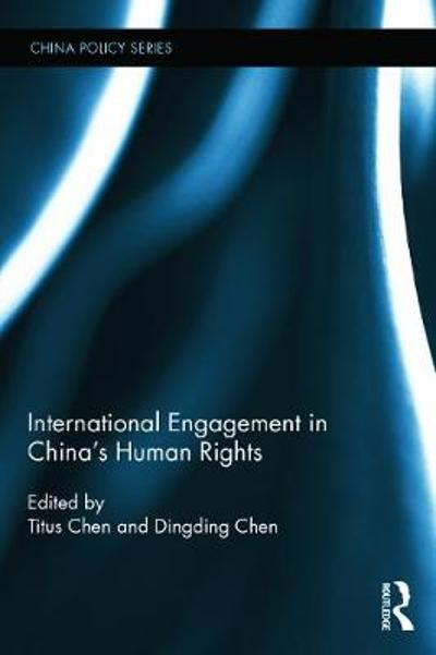 International Engagement in China's Human Rights - Titus Chen