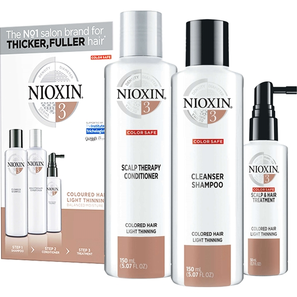 Trial Kit System 3 - Nioxin
