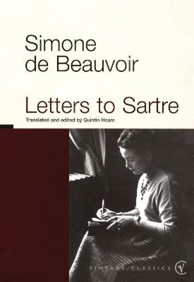 Letters To Sartre - Simone de Beauvoir