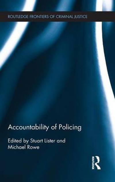 Accountability of Policing - Stuart Lister