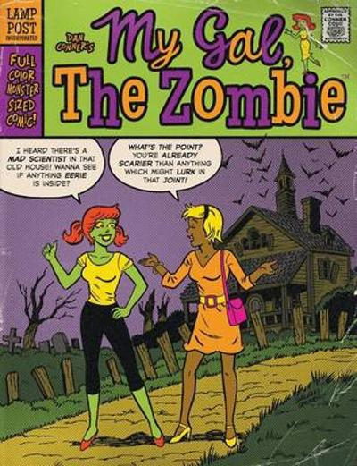 My Gal the Zombie - Dan Conner