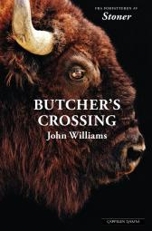 Butcher's crossing - John Williams John Erik Bøe Lindgren