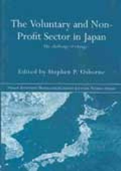 The Voluntary and Non-Profit Sector in Japan - Stephen P. Osborne