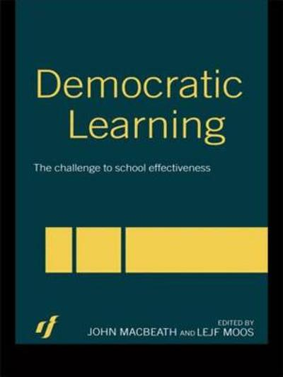 how school principals sustain success over time moos lejf day christopher johansson olof