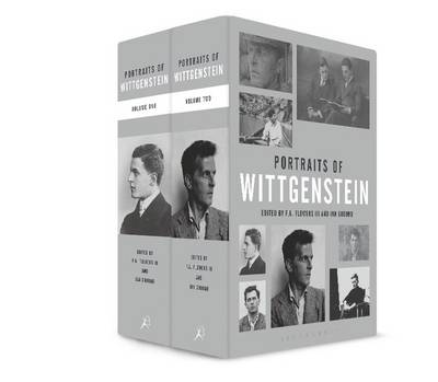 Portraits of Wittgenstein - Ian Ground