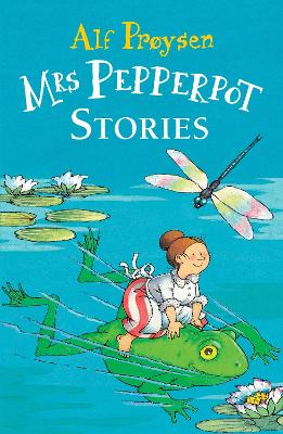 Mrs. Pepperpot stories - Alf Prøysen