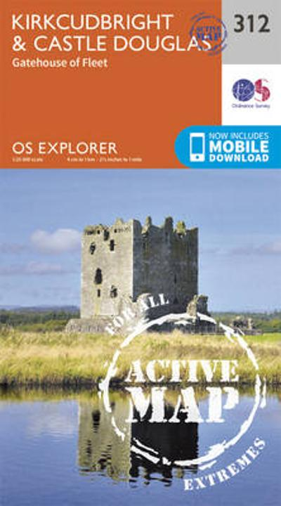 Kirkcudbright and Castle Douglas - Ordnance Survey