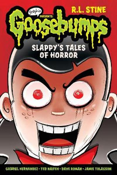 Slappy and Other Horror Stories - R.L. Stine